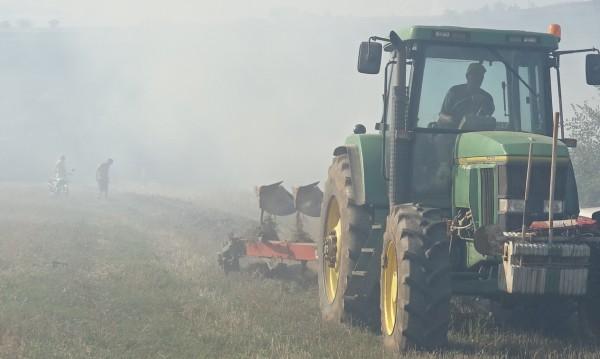 "Всеки пети нает в земеделието - с договор ""на коляно"""
