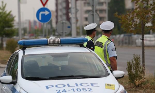 Спецакция на полицията в Североизточна България, провериха 483 коли