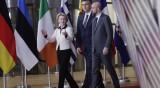 Европа обеща над 100 млн. евро помощ за Албания след труса