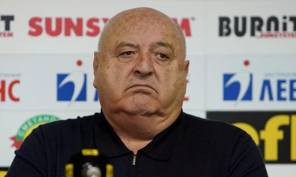 Голям скандал по оста Венци Стефанов – Левски