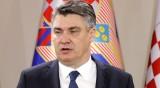 Зоран Миланович положи клетва, вече е президент на Хърватия