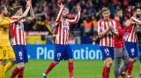 Атлетико измъкна победа от шампиона Ливърпул