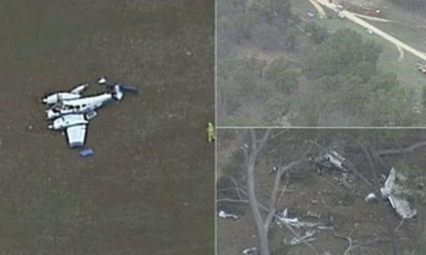 Четири жертви на сблъсък между два самолета в Австралия