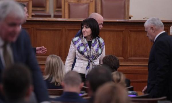 Караянчева почете Левски: За Отечеството работим!