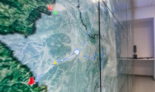 Най-дългият платен участък с тол системата - почти 24 км