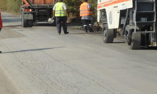 Започва ремонт на част от пътя Димитровград - Стара Загора