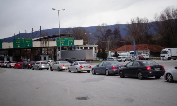 Откриват 34 места за продажба на маршрутни карти на ГКПП-тата
