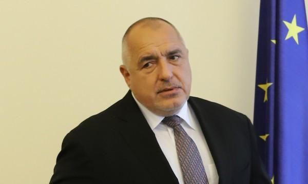 Борисов изпрати съболезнователна телеграма до Меркел