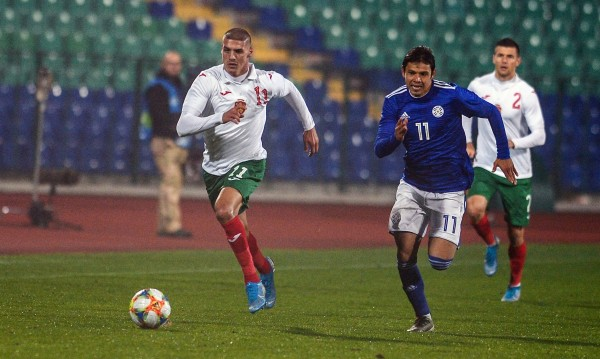 Кирил Десподов аут от баража за Евро 2020 с Унгария