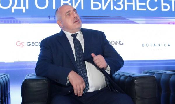 Борисов за похода на Радев и освиркванията: Какво им пречи кметът?