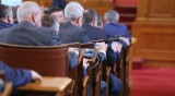 Сред бурен дебат и обвинения, попълниха състава на КРС