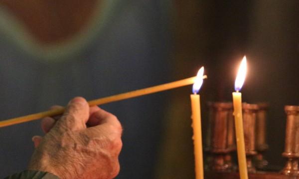 Свада между двама свещеници навръх Задушница в Лом