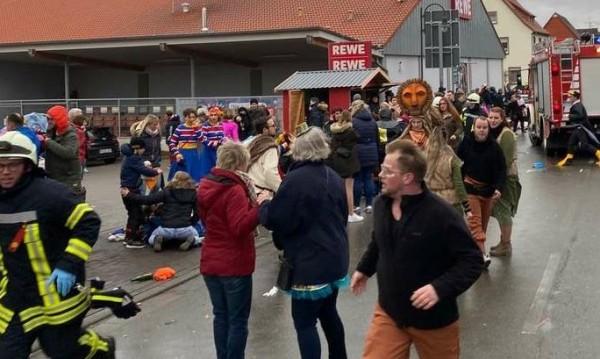 Атаката на фестивала в Германия – умишлена