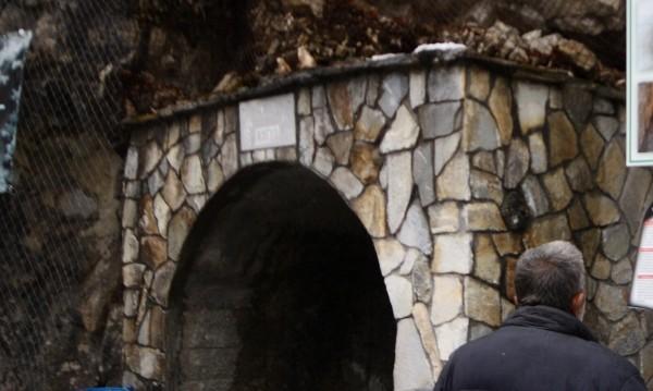 """Авария пред """"Леденика"""" – срути се входът на пещерата"""