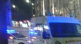 Жена е в тежко състояние при катастрофа в София