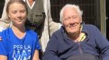 Почина дядото на Грета Тунберг – Олоф Тунберг