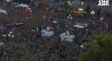Хиляди жени на протест срещу забраната на аборта в Латинска Америка