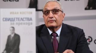 Костов готов да съди Ханке в САЩ заради обвинения в корупция