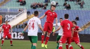 Беларус ни би насред София месец преди баража с Унгария