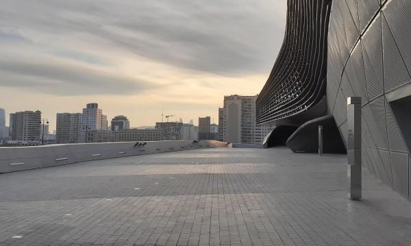 Без будилник: Перлата на Каспийско море – Баку