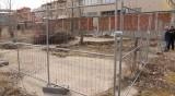 Частник загради част от двора на БАН