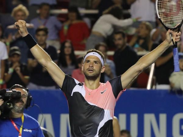 Григор Димитров изигра най-силния си мач от много време насам
