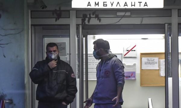 В Северна Македония: Паниката по-заразна от коронавируса