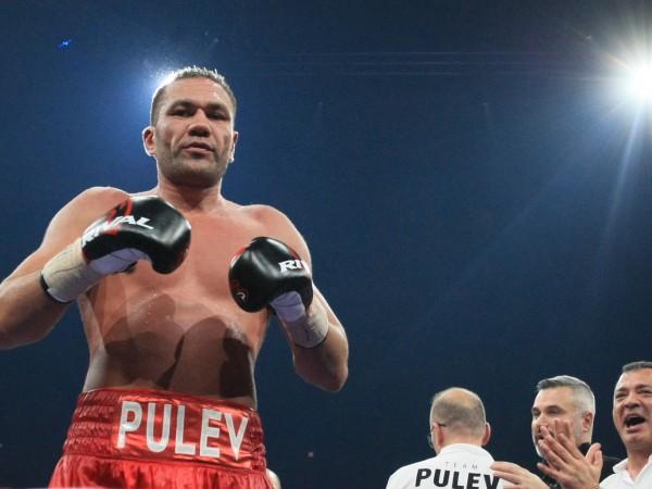 Мач между Кубрат Пулев и Антъни Джошуаще има със сигурност.