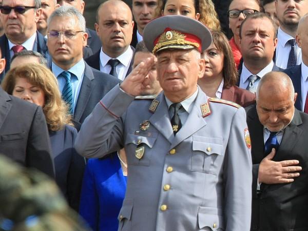 """""""Бог да прости ген. Андрей Боцев! Добър човек, достоен български"""