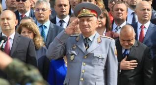 Борисов за ген. Боцев: Достоен български офицер!