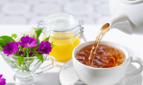 Пийте чай при висок холестерол и добро храносмилане