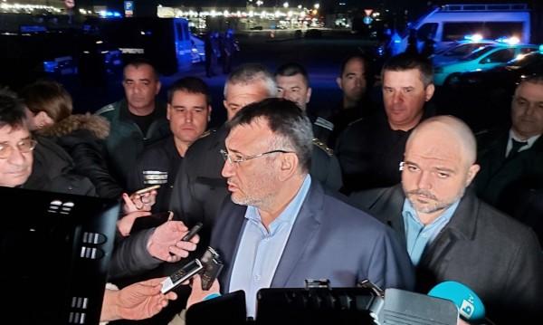 МВР: Няма опити за преминаване на нашата граница