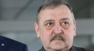 Кантарджиев: Коронавирусът не е по-страшен от сезонния грип