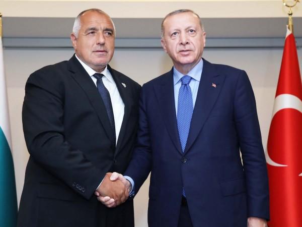 Министър-председателят Бойко Борисов отново ще бъде посредник между Турция и