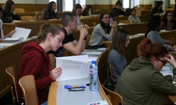 В 37 вуза приемат с оценки от матурите