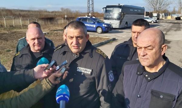 Гранична полиция: Армията няма да се включва засега по границата заради мигрантите