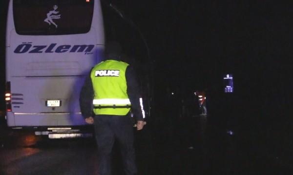 Задържан е шофьорът на турския автобус, блъснал и убил двама