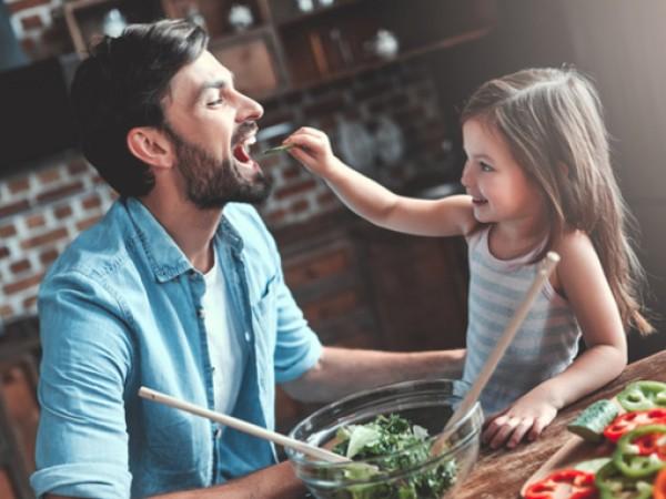 Да кажеш на дете да се храни здравословно не е