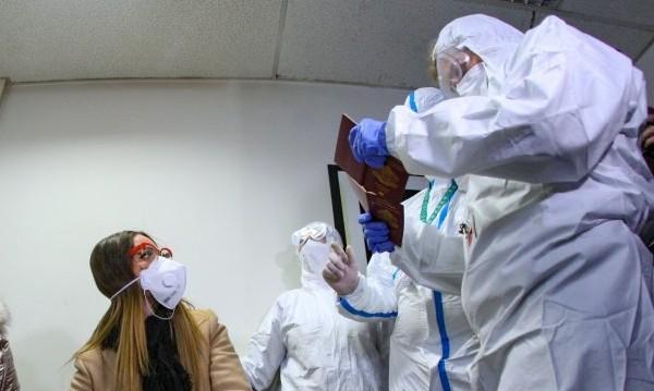 Кюстендилец е в болница със съмнение за коронавирус