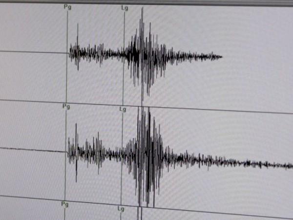 Земетресение от 3,5 по скалата на Рихтер е регистрирано на