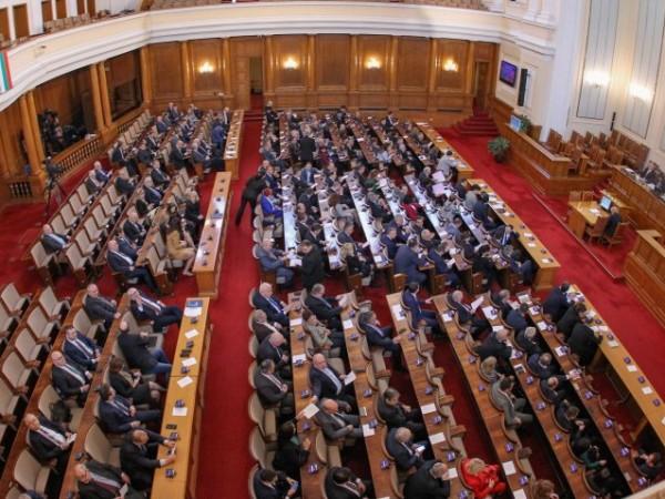 Депутатите от различни парламентарни групи призоваха да не се създава