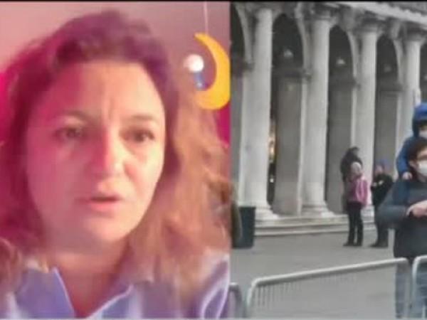 Вера Шишкова е една от хилядите българи,които живеят в Италия.