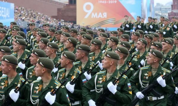 Казахстан се отказва от парада за 9 май, Русия - не