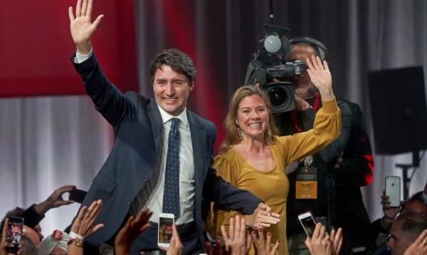 Съпругата на канадския премиер Джъстин Трюдо с COVID-19