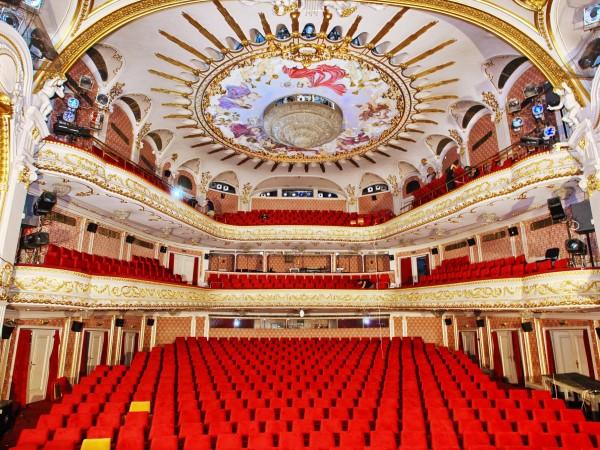 Културата е под карантина - театри, кина и опери зали