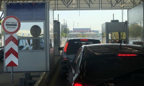 Изключително натоварен трафик на Капитан Андреево и Лесово