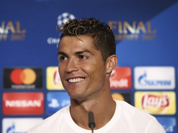 Звездата на италианския Ювентус - Кристиано Роналдо, се включи в