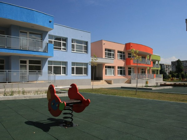 Свободните места в детските градини и яслите в София за