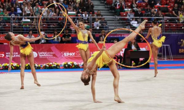 Отлагат европейските по спортна и художествена гимнастика и батут
