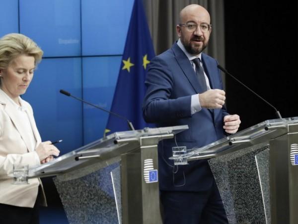 Лидерите на страните членки постигнаха съгласие външните граници на ЕС